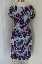 size 8 stunning jersey dress from white stuff brand new front pockets