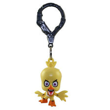 FREE SHIPPING~FIVE NIGHTS AT FREDDY'S FNAF COLLECTOR'S CLIPS CHICA FOR KIDS GIFT