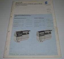 Reparaturanleitung + Störungssuche Eberspächer B 4 W SC B 5 D 4 D 5 02/2002!