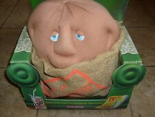 """Couch Potato 14"""" Stuffed Plush Toy Figure Vintage 1987 Collectible With The Box"""
