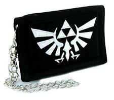 Wingcrest Hyrule Legend of Zelda Triforce Tri-fold Wallet Alternative Clothing