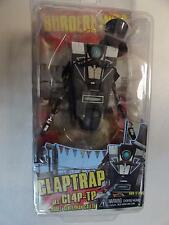 New Sealed Neca Gearbox Borderlands Claptrap CL4P-TP Gentleman Caller '14 Figure
