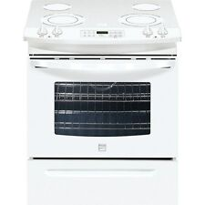 ELECTRIC RANGE KENMORE CUISINERE SLIDE IN OVEN NEW Oven PICK UP ONLY