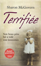 "Livre Roman "" Terrifiée - Sharon McGovern ""  ( Book )  (No 122 )"