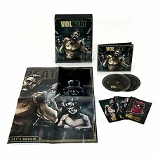 VOLBEAT - SEAL THE DEAL & LET'S BOOGIE (LIMITED  SPECIAL BOX)  2 CD fanbox