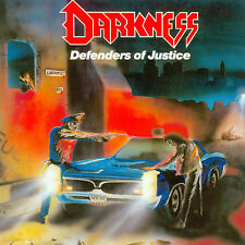 DARKNESS Defenders Of Justice CD ( o18a ) German Thrash Metal