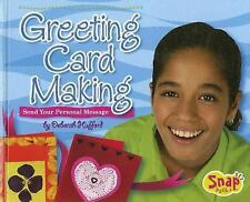 Greeting Card Making: Send Your Personal Message (Crafts)-ExLibrary