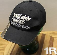 VOLVO TRUCKS TRANSPORT EQUIPMENT HAT MISSOULA SPOKANE CLARKSTON VGC