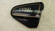 1980 Honda CX500 CX500C CX 500 Custom H906-5' right side cover body panel