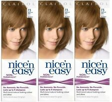 Clairol Nice n Easy Hair Dye (73 Medium Ash Blonde) Non Permanent