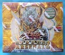 YuGiOh Hidden Arsenal 2 English HOBBY Booster Box First 1st Edition Sealed