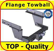 Towbar Iveco Daily II Cab Chassis 1999 - on / Flange Towball Tow hitch Trailer