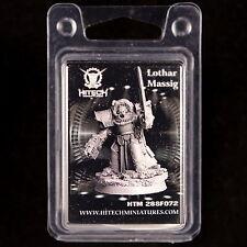 Exorcist Egzekuthor Lothar Massig HiTech Miniatures 28mm SF
