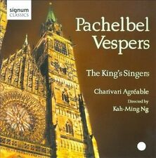 Pachelbel: Vespers, New Music