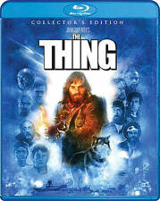 The Thing (Blu-ray Disc, 2016, 2-Disc Set, Collectors Edition)