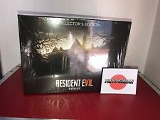 RESIDENT EVIL VII 7 BIOHAZARD BAKER'S MANSION ED Worldwide Shipping in stock en