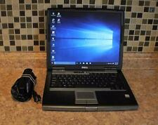"Dell Latitude D520 15"" Laptop, Intel T2300 1.67 GHz 1GB RAM,80GB HDD Win10,Offic"