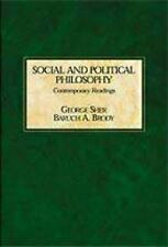 Social and Political Philosophy by Sher, George