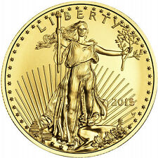 2015 1/4 oz American Gold Eagle Coin (BU)