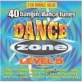 Dance Zone (Level 5, 1995) 2 CD - 40 bangin' dance tunes