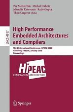 High Performance Embedded Architectures and Compilers: Third International Confe