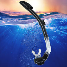 New Silicone Totally Dry Snorkel Set Gear Scuba Swimming Diving Snorkeling Kit