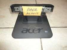 ACER STAND FOR MODEL AL2017. SCREWS ARE INCLUDED