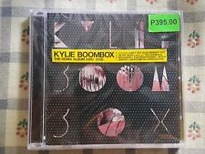 Kylie - Boombox - The Remix Album - Made in the Philippines