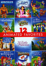 12 Animated Favorites : Peter Pan (DVD New  2012 Family