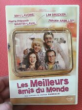 Les Meilleurs Amis Du Monde-Marc Lavoine(R2 DVD)English Subtitles French Comedy