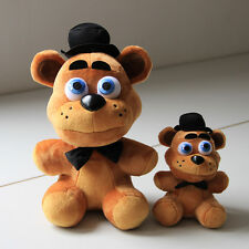 Game Five Nights at Freddy's  Soft Freddy Plush Doll Pendant Toy Xmas Gift