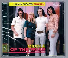 FLASHBACK MIDDLE OF THE ROAD I GRANDI SUCCESSI ORIGINALI 2 CD F.C. SIGILLATO!!!