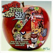 Lovers from the Sky: Pop Psych Sounds from the Apple Era 1968-1971 by Various...