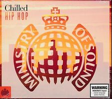 Ministry of Sound Chilled Hip Hop CD NEW Wu-Tang Clan EPMD Ludacris
