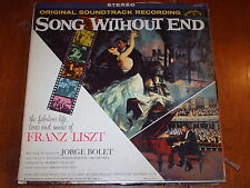 Song without end-the story of franz listz ost-lp-colpix