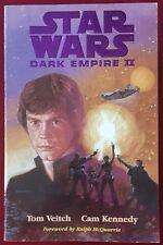 Star Wars: Dark Empire II - Purple Logo Variant - TPB - Jedi Solo Twins - DHC