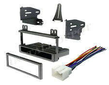 95-2010 FORD - COMPLETE INSTALL KIT - CAR STEREO DASH KIT & WIRE HARNESS MOUNT