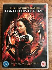 Jennifer Lawrence THE HUNGER GAMES: CATCHING A FIRE ~ 2013 Sequel Part 2  UK DVD