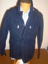Polo Ralph Lauren Cotton Blend Navy Blazer Style Travel Jacket NWT XXL $595