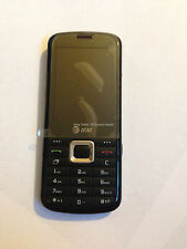 AT&T mobile ZTE F160 - Black Candy Bar style Cell Phone, New Never Used