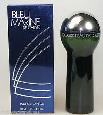 Pierre Cardin BLEU MARINE 118 ml Eau de Toilette Splash Neu/Folie
