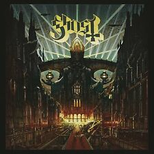 GHOST MELIORA CD - NEW RELEASE 2015
