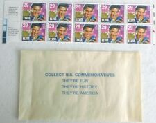Elvis Presley 29¢ Postage Stamps, Never Used, Lot of 10 Stamps, 1993