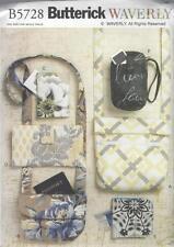 BUTTERICK SEWING PATTERN WAVERLY BAGS & PURSES  B5728