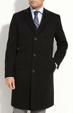 #5 Cardinal of Canada 100% Cashmere Top Coat Size 42 R