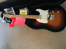 USA Fender American Telecaster in a Case