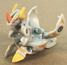 Bakugan Gray Haos HELIX DRAGONOID 710g Near-Mint~