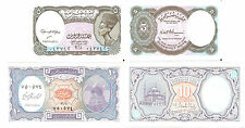 EGYPT UNCIRCULATED BANKNOTES -2 different banknotes
