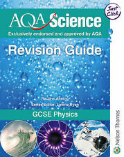 AQA Science GCSE Physics Revision Guide by Pauline C. Anning (Paperback, 2006)