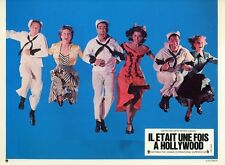 JUDY GARLAND THAT'S ENTERTAINMENT! 1974 VINTAGE LOBBY CARD #4